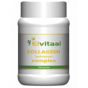 kolagēns kaulu veselībai, pret osteoporozi, kolagēna peptīdi, Elvitaal Collageen