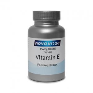 Dabīgs vitamīns E, antioksidants