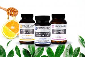 Vitamīni augstas kvalitātes imunitatei