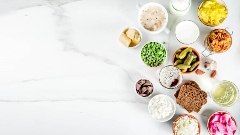 Vitamīni augstas kvalitātes mikrofloras atjaunošanai