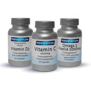 Komplekts imunitātes stiprināšanai visai ģimenei 30 dienam