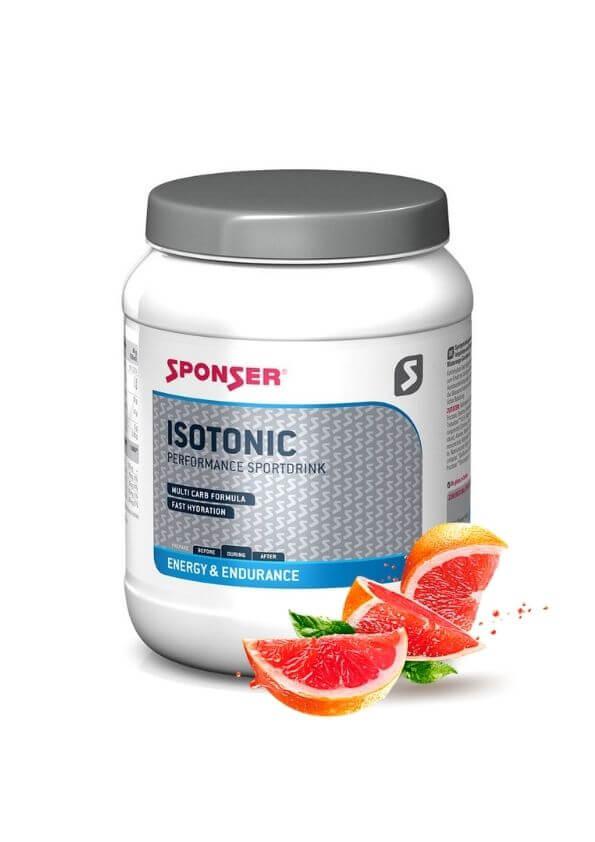 izotonisks dzēriens ISOTONIC SPONSER 1000g apelsīns