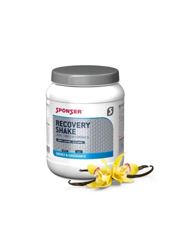sporta dzēriens spēku atjaunošanai Sponser Recovery drink 900g vanilla