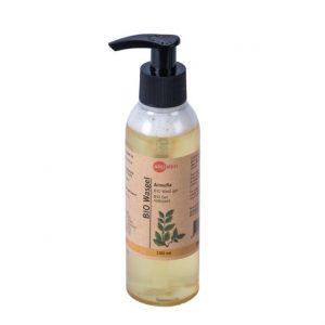 Dabīgas šķidras ziepes sausai ādai
